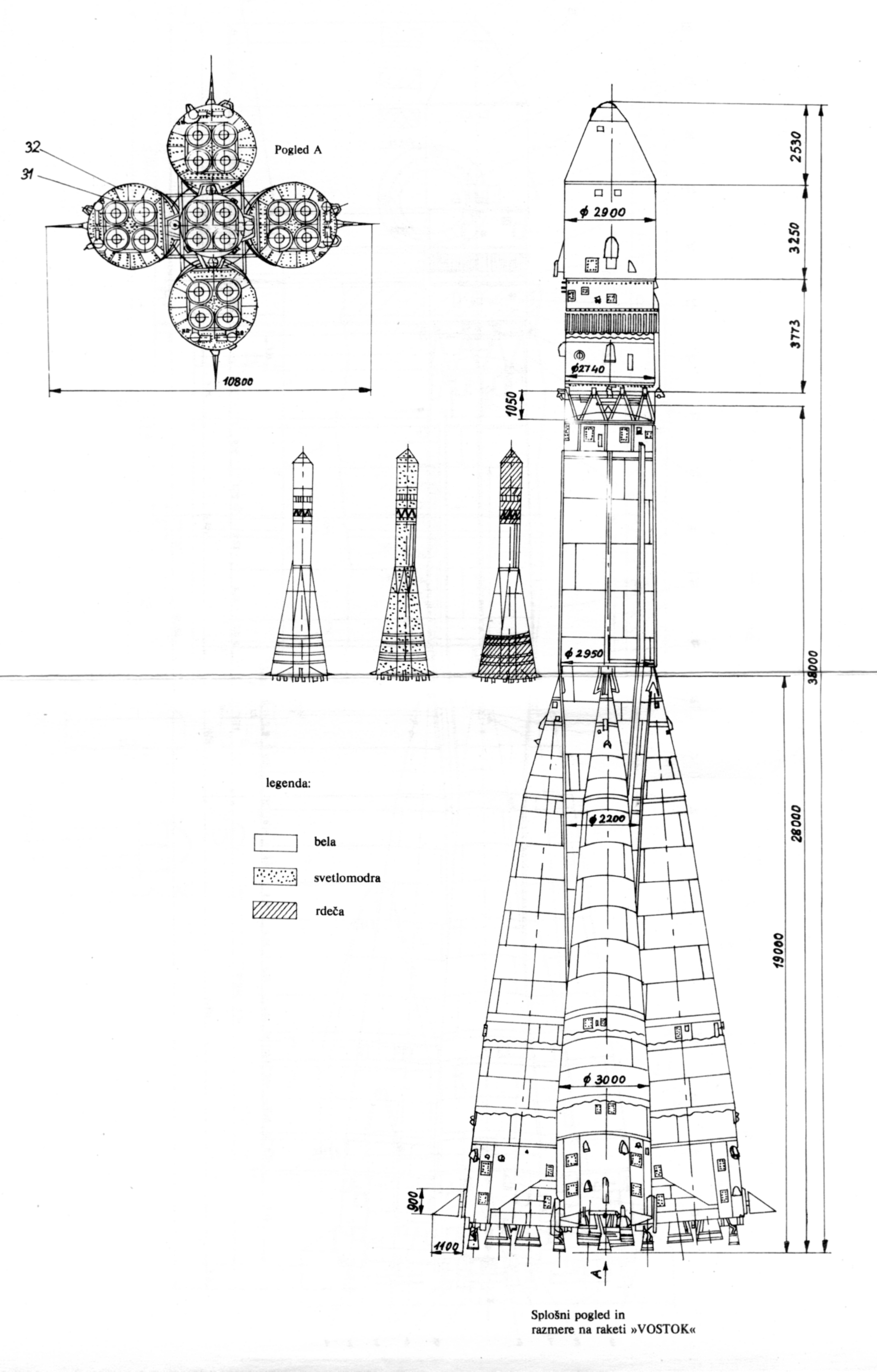 Scale drawings of russian vostok vehicle malvernweather Image collections